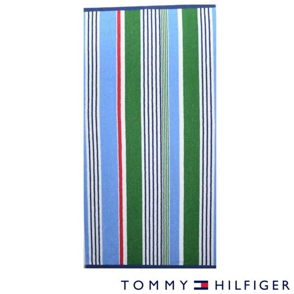 Tommy Hilfiger Summer Stripe Boy Cotton Beach Towel