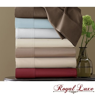 Hotel Grand Egyptian Cotton 800 Thread Count Sateen Sheet Set