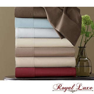 Hotel Grand Egyptian Cotton 800 Thread Count Sateen Sheet Set