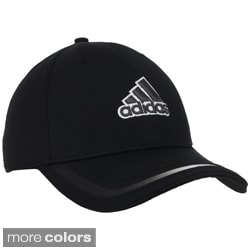 Adidas Mens 'Splice' Logo Embroidred Adjustable Cap