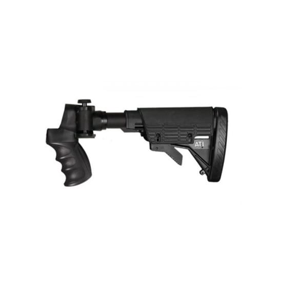 ATI Tactical Shotgun Adjustable Side Folding Stock with Scorpion Recoil System A.1.10.1135