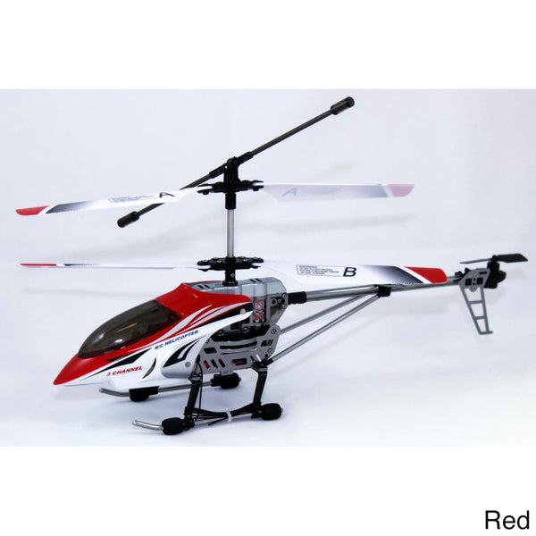 Odyssey 333 12-inch Typhoon RC Helicopter