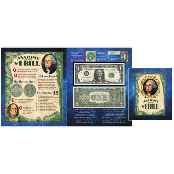 American Coin Treasures Anatomy of a Dollar