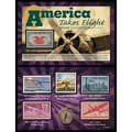 American Coin Treasures America Takes Flight Stamp Collection