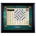 American Coin Treasures New York Times First Crossword Puzzle