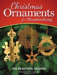Christmas Ornaments for Woodworking: 300 Beautiful Designs (Paperback)