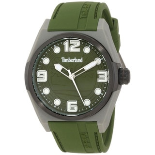 Timberland Men's 'Radler' Green Dial Watch