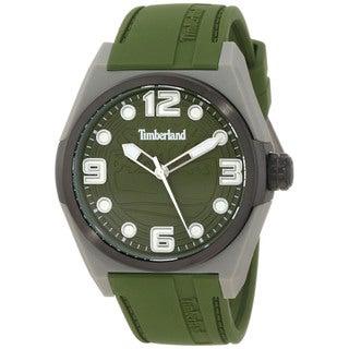 Timberland Men's 'Radler' Green Dial Watch
