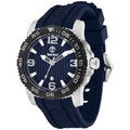 Timberland Men's 'Sandown' Blue Dial Watch