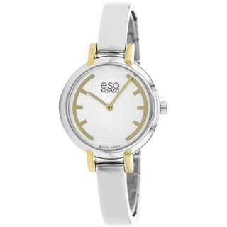ESQ by Movado Women's 7101392 Contempo White Watch