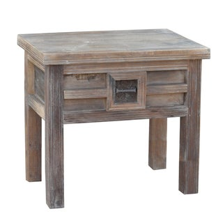 Barton 1-drawer Side Table