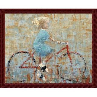 'Bicycle' Framed Art Print