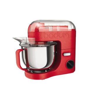Bodum Red Bistro Electric Stand Mixer