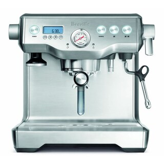 Breville Dual Boiler Semi Automatic Espresso Machine