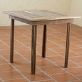 Tzalam Wood 'Large Paradise Hacienda' Accent Table (Mexico)