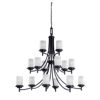 Sea Gull Lighting Fifteen Light Chandelier