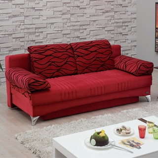 Daisy Red Sofabed