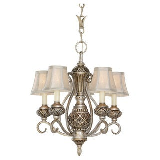 Sea Gull Lighting Highlands 5-light Bronze Chandelier