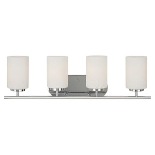 Sea Gull Lighting White Four-light Fixture