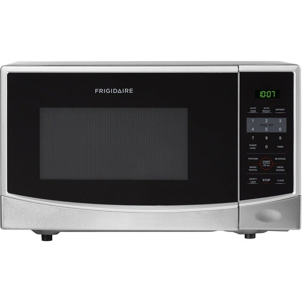 Countertop Microwave Stainless Steel Review : Frigidaire Stainless Steel Countertop Microwave - 15243332 - Overstock ...