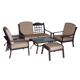 Gardenia Outdoor Deep Seating 6-piece Set
