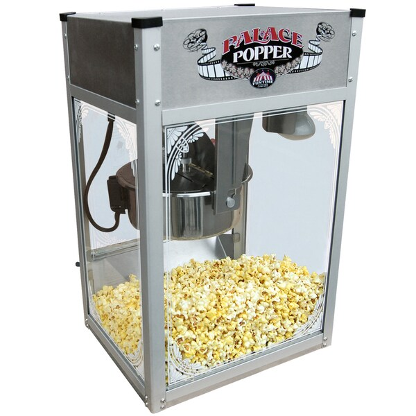 FunTime Palace Popper 8-ounce Hot Oil Popcorn Machine