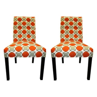 Halo Grani 6-button Tufted Dining Chair (Set of 2)