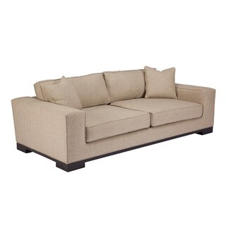JAR Designs 'Dino' Gunsmoke Sofa