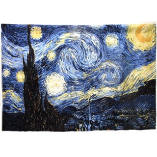 Starry Night Wall Tapestry