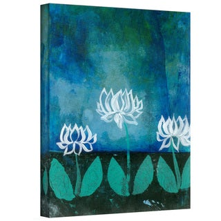 Elena Ray 'Lotus Blossoms' Gallery-Wrapped Canvas