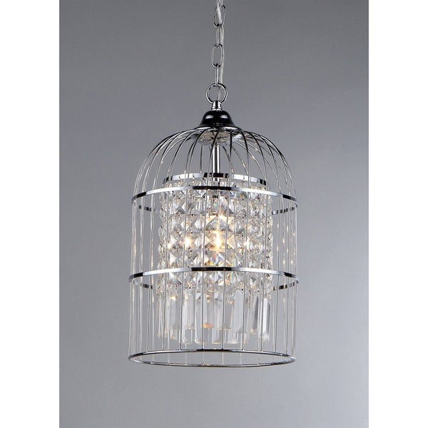 Rheia Chrome Chandelier