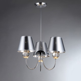 Leto Chrome Chandelier