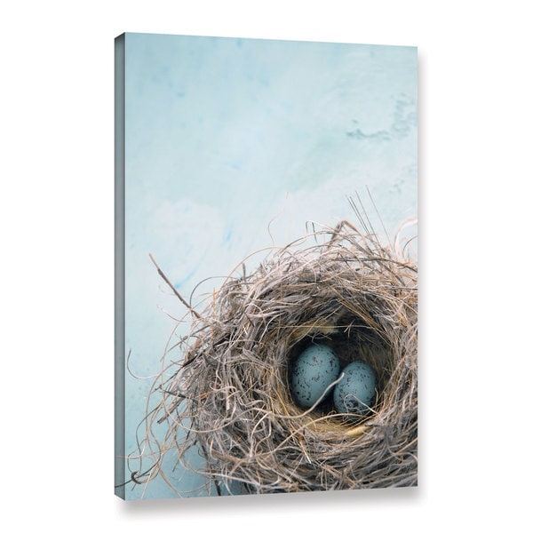 Elena Ray 'Blue Nest' Gallery-Wrapped Canvas - multi 22106579