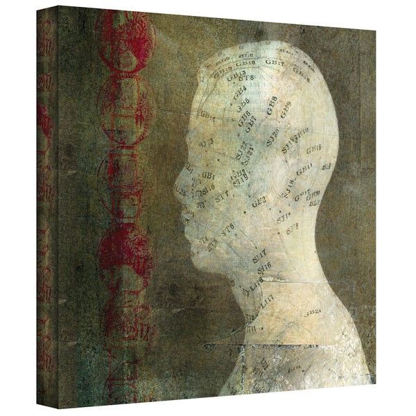 Elena Ray 'Acupuncture' Gallery-Wrapped Canvas 10835998