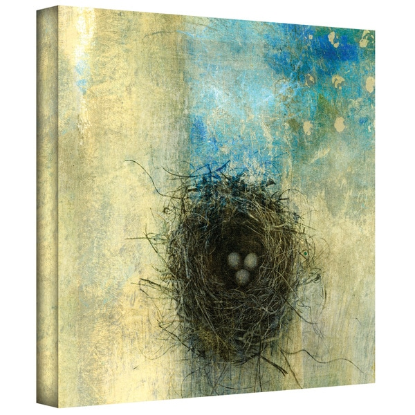 Elena Ray 'Bird Nest' Gallery-Wrapped Canvas 10836006