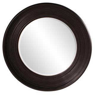 Allan Wenge Brown Mirror