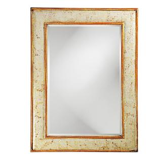 Ojai Natural Shell-accented Mirror