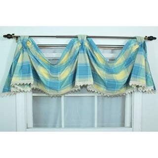 Duncaster Porcelain Celebration Window Valance