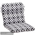Pillow Perfect Outdoor Boxin Rounded Chair Cushion