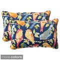 Pillow Perfect Rectangular Throw Pillows (2)