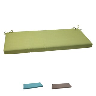 Pillow Perfect Outdoor Forsyth Bench Cushion