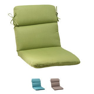 Pillow Perfect Outdoor Forsyth Rounded Chair Cushion
