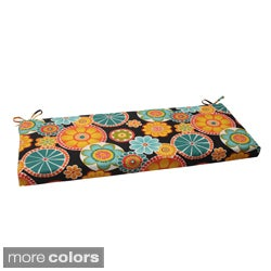 Pillow Perfect Rondo Polyester Outdoor Bench Cushion