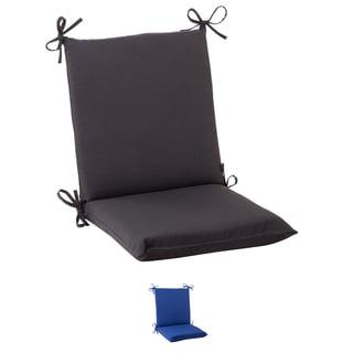 Pillow Perfect Outdoor Fresco Squared Chair Cushion