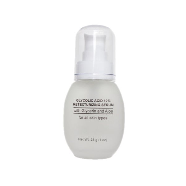 Golden Caviar Skin Care Glycolic Acid 10-percent Retexturizing Serum