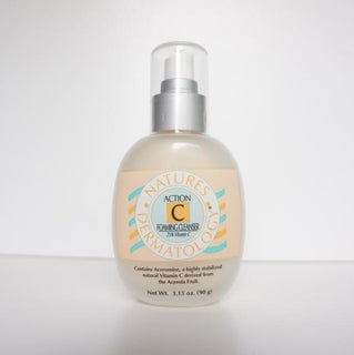Golden Caviar Skin Care Action C Foaming Cleanser