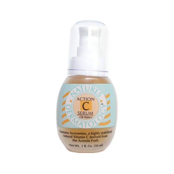 Golden Caviar Skin Natures Dermatology Care Action C Serum
