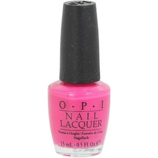 OPI Strawberry Margarita Nail Lacquer