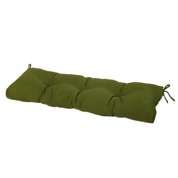 51 In Outdoor Summerside Green Bench Cushion Patio