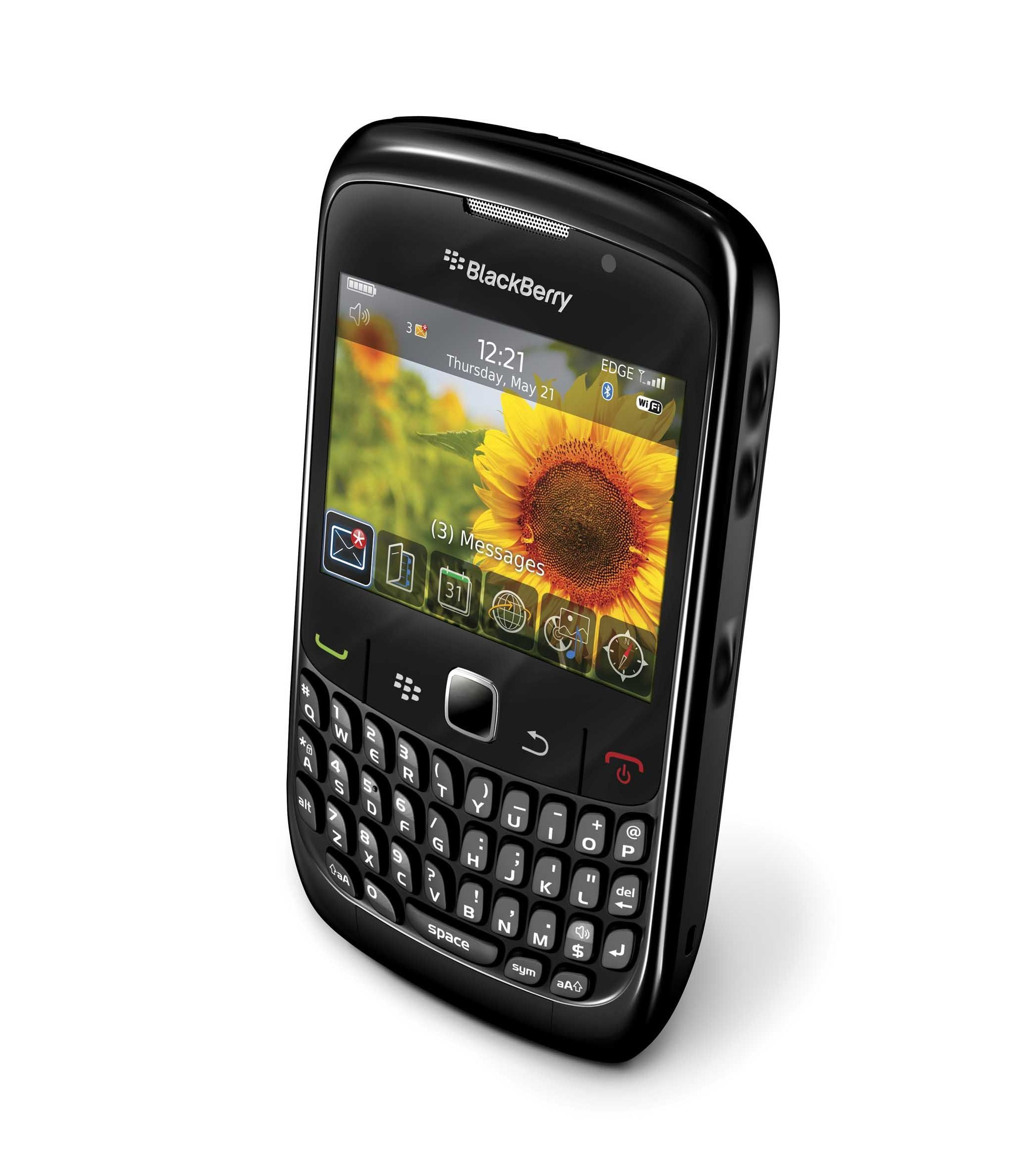 BlackBerry Curve 8520 GSM Unlocked Cell Phone